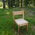 ほくしん保育園 幼児椅子HP